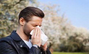 Allergies Make Tired