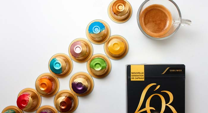 The Caffeine Content in Nespresso Originalline