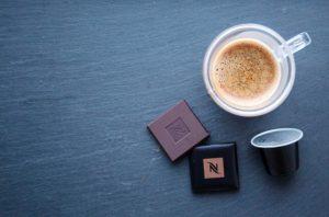 how much caffeine in Nespresso