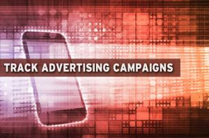 How do you track advertising campaigns
