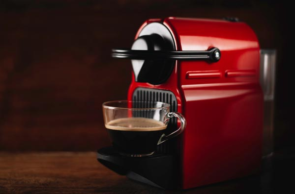 Nespresso temperature adjustment