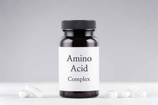 Health benefits of amino acid