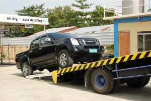 how does towing service works