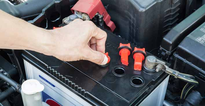 How to Repair a Car Battery