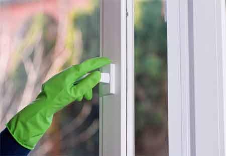 How to fix window locks