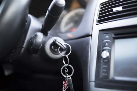 What are the reasons for the ignition lock problem