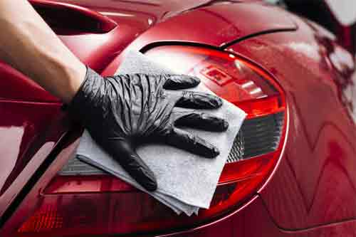 Clean Your Car Quickly
