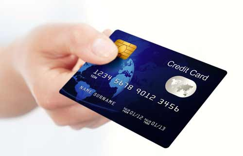 What are the risks and costs associated with accepting credit cards
